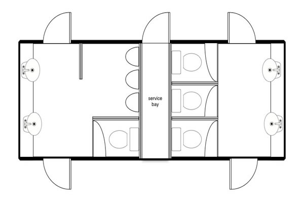 Eco 250 Layout